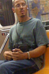 Cops have arrested Kevin Bishop, 34, a man they say allegedly masturbated in front of a subway passenger while riding on a northbound No. 3 subway train last Friday. (August 13, 2009,taken via Cellphone)