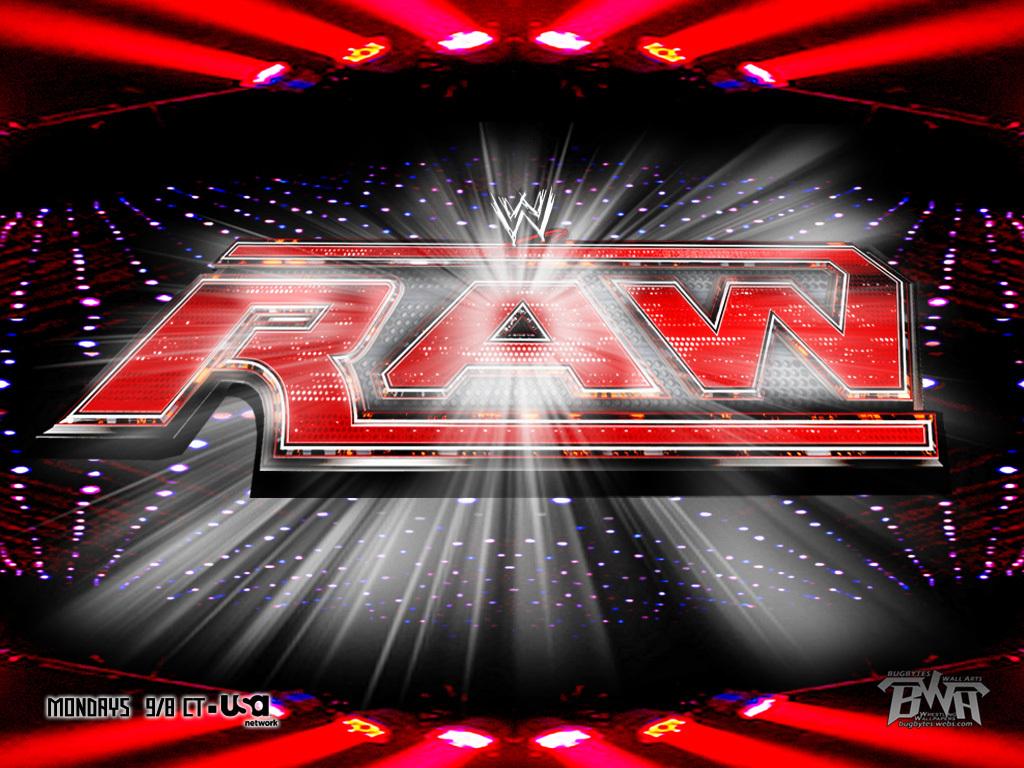 Смотреть онлайн WWE Monday Night RAW